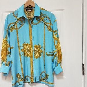 Made in France Rolanda McQueen blouse